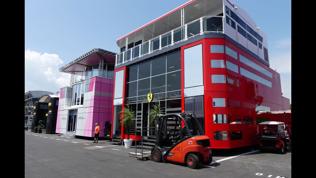 Ferrari - GP Francreich - Le Castellet - Circuit Paul Ricard - 20. Juni 2018