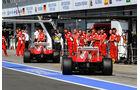 Ferrari GP Italien 2012