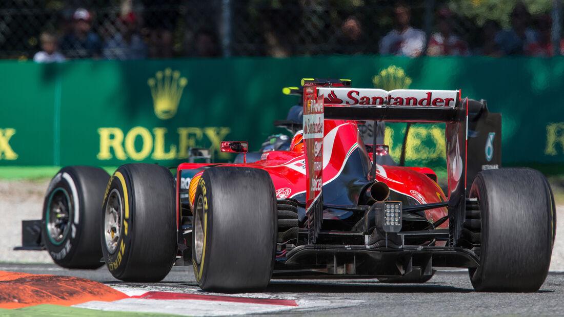 Ferrari - GP Italien 2015