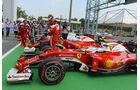 Ferrari - GP Italien 2016