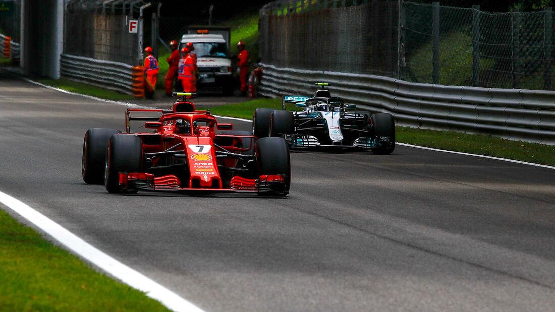 Ferrari - GP Italien 2018