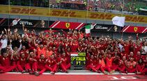 Ferrari - GP Italien 2019