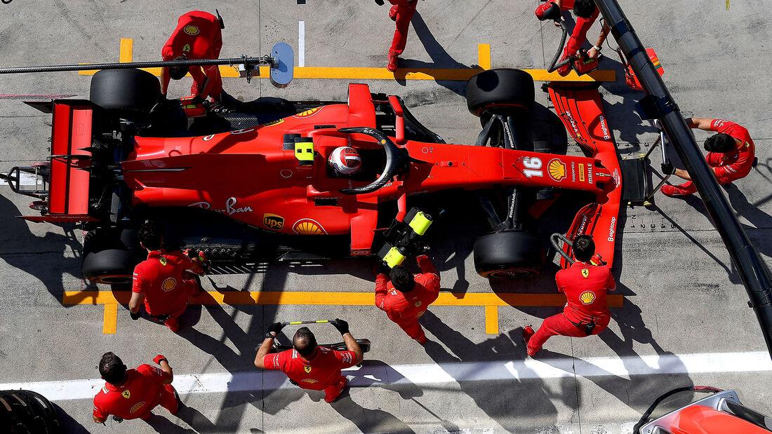 Ferrari - GP Italien 2020