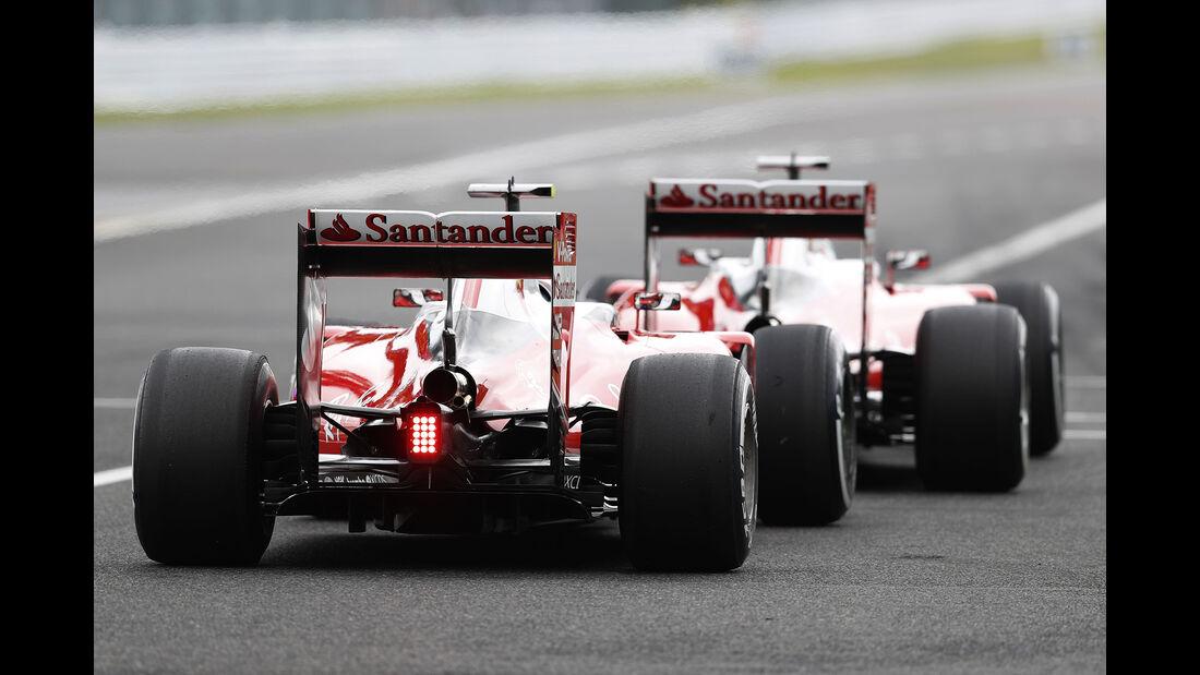 Ferrari - GP Japan 2016