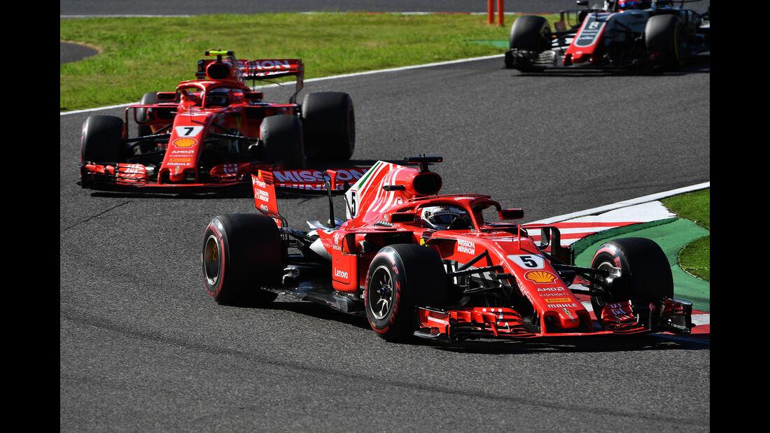 Ferrari - GP Japan 2018