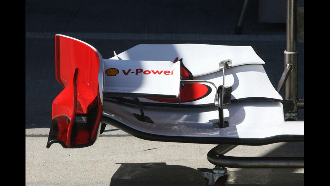 Ferrari - GP Japan - Suzuka - 6. Oktober 2011