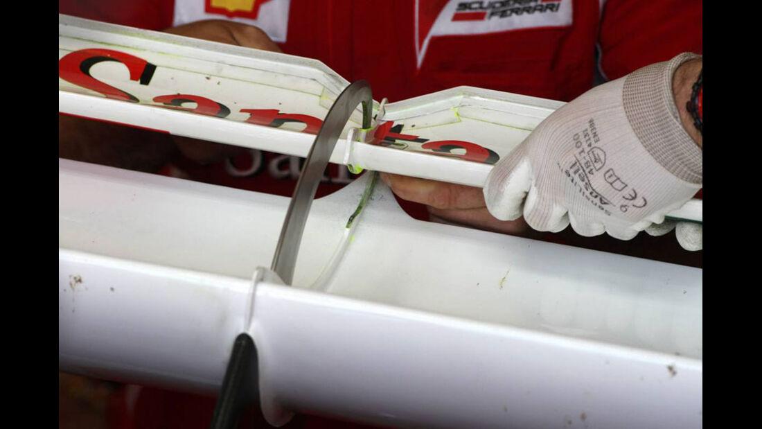Ferrari - GP Kanada 2011