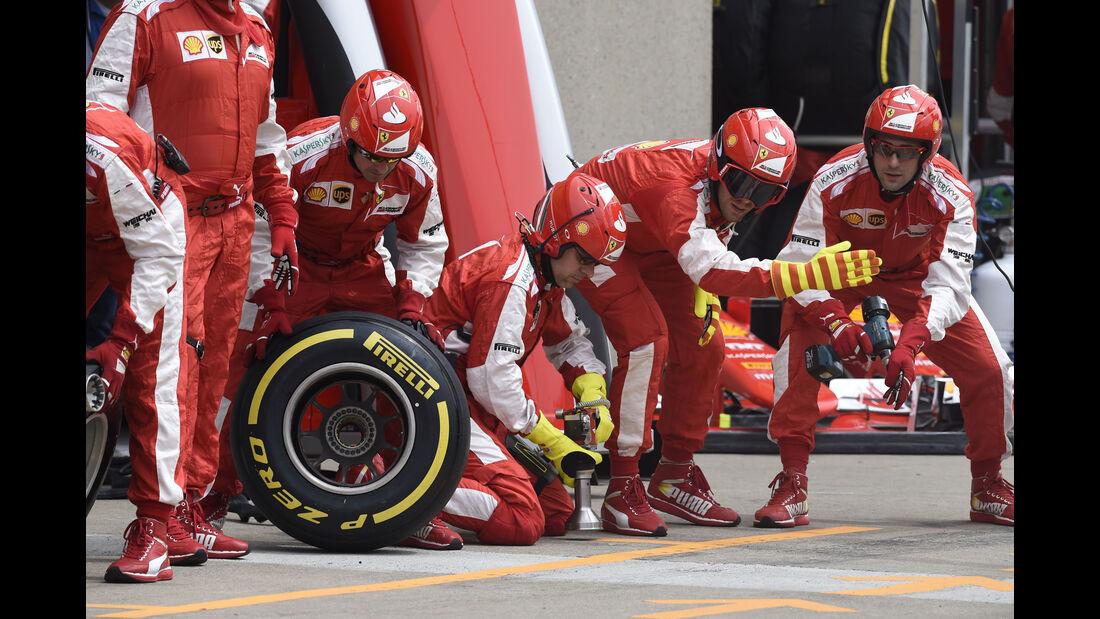 Ferrari - GP Kanada 2015