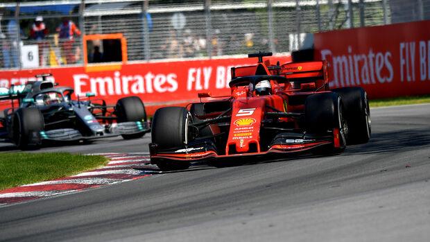 Ferrari - GP Kanada 2019
