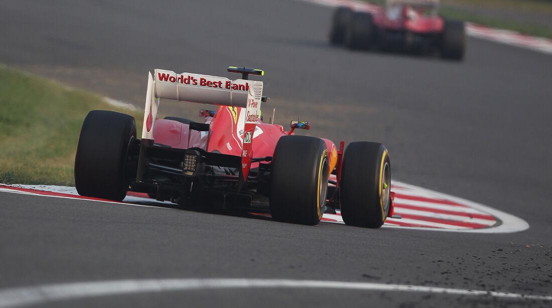 Ferrari GP Korea 2012