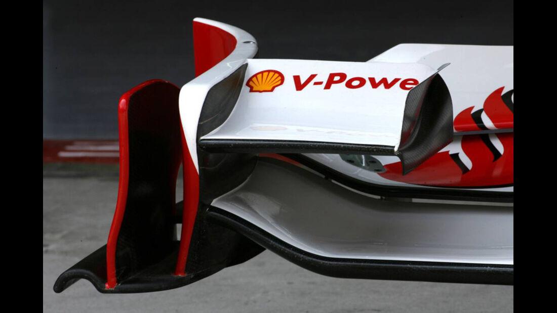 Ferrari - GP Malaysia 2011
