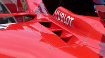 Ferrari - GP Malaysia 2015 - Kühlung