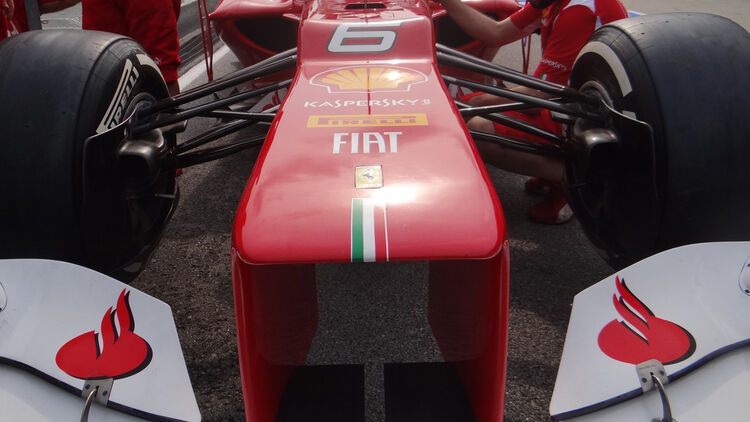 Fernando Alonso Ferrari überall Mit Gleichen Problemen Auto Motor Und Sport
