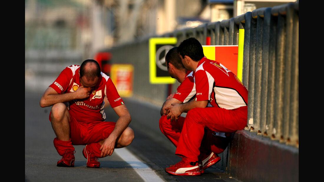 Ferrari - GP Malaysia - 24. März 2012