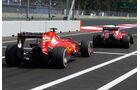 Ferrari - GP Mexiko 2015
