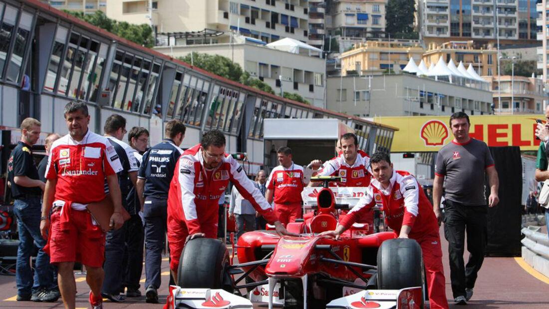 Ferrari - GP Monaco
