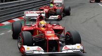 Ferrari GP Monaco 2012