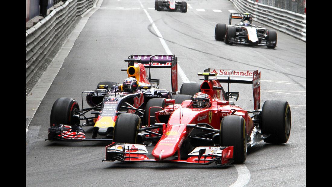 Ferrari - GP Monaco 2015
