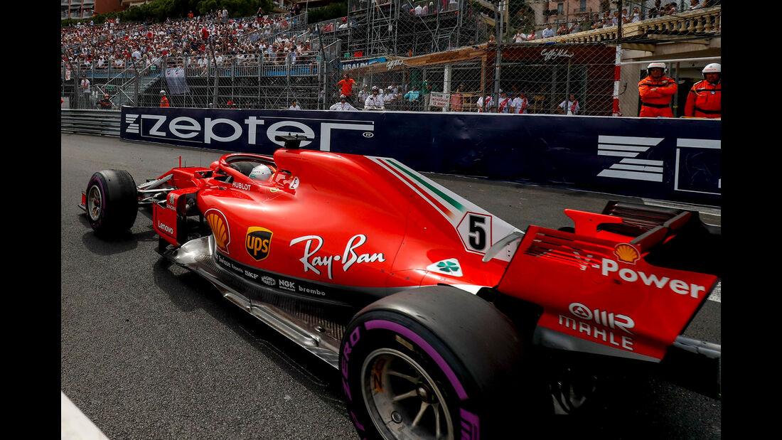 Ferrari - GP Monaco 2018
