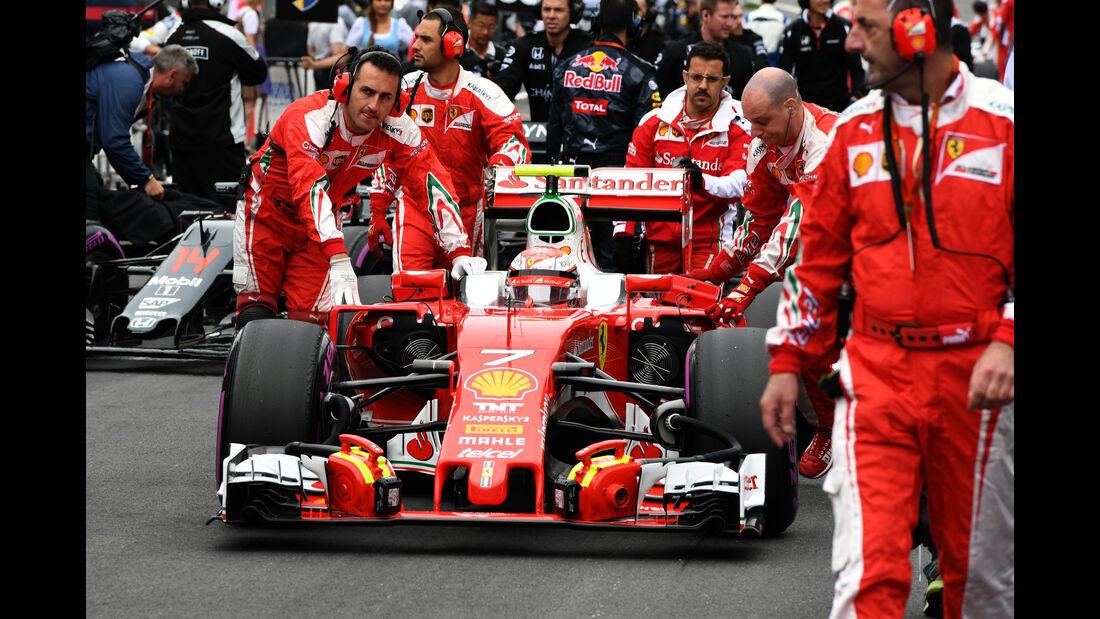 Ferrari - GP Österreich 2016