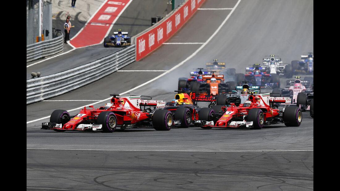 Ferrari - GP Österreich 2017