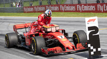 Ferrari - GP Österreich 2018