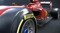 Ferrari - GP Russland 2015 - F1-Technik - Piola Animation