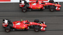 Ferrari - GP Russland 2015