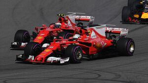 Ferrari - GP Russland 2017