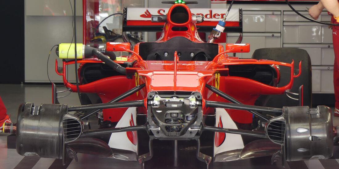 Ferrari - GP Russland - Sotschi  - Formel 1 - 28. April 2017