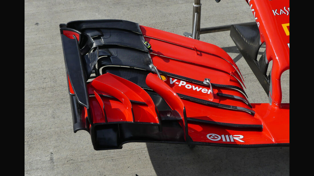Ferrari - GP Russland - Sotschi - Formel 1 - Freitag - 28.9.2018