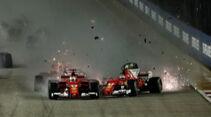 Ferrari - GP Singapur 2017