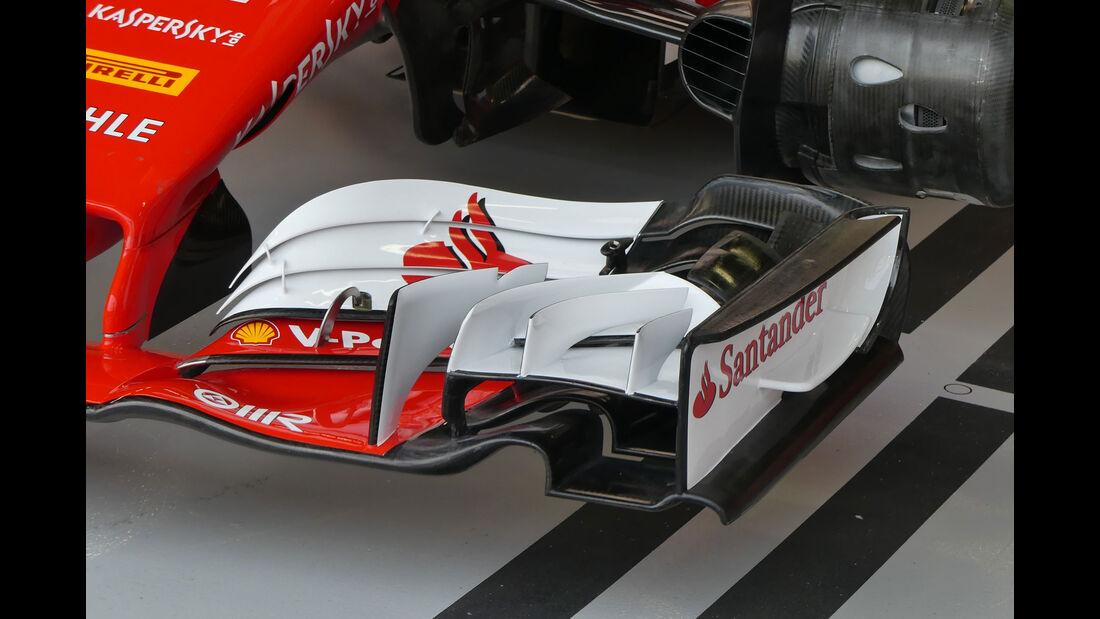 Ferrari - GP Singapur - Formel 1 - Freitag - 15.9.2017