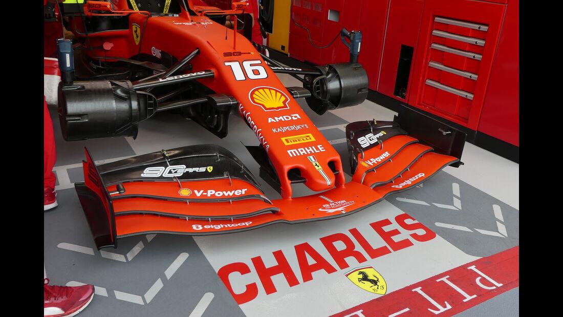 Ferrari - GP Singapur - Formel 1 - Freitag - 20.9.2019