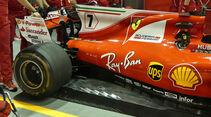 Ferrari - GP Singapur - Formel 1 - Mittwoch - 13.09.2017