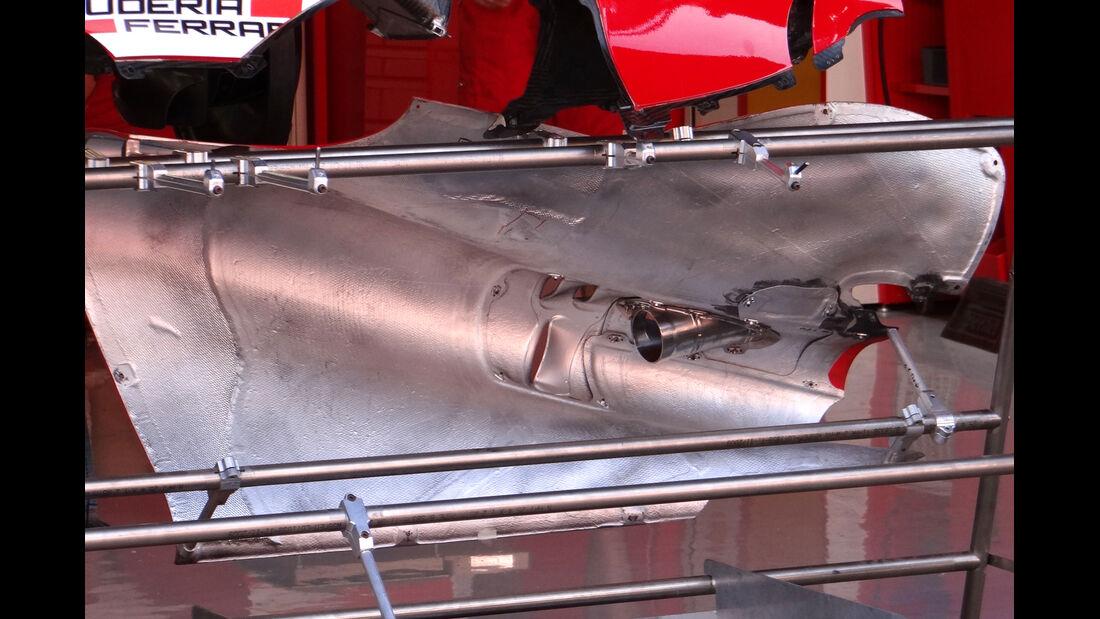 Ferrari - GP Spanien - 10. Mai 2012