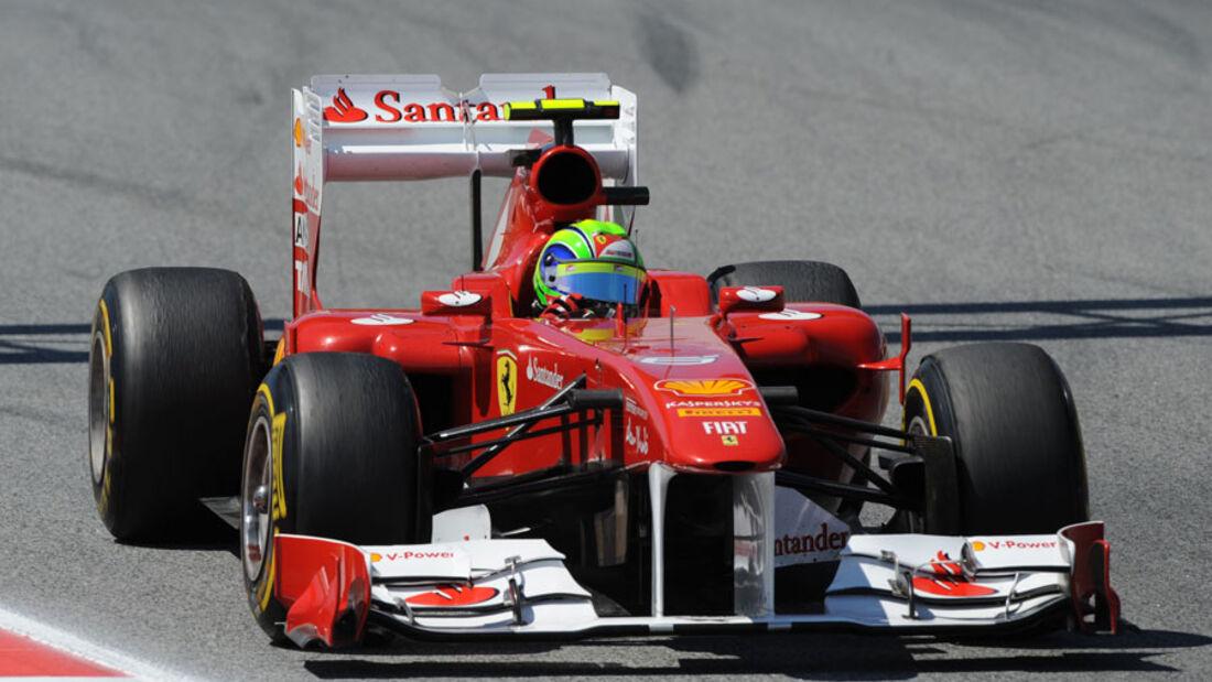 Ferrari - GP Spanien 2011