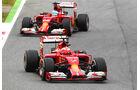 Ferrari - GP Spanien 2014