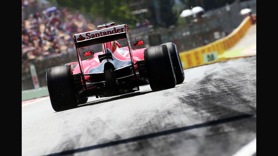 Ferrari - GP Spanien 2015