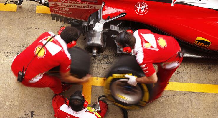 Ferrari - GP Spanien 2016 - Barcelona - F1 - 12.5.2016