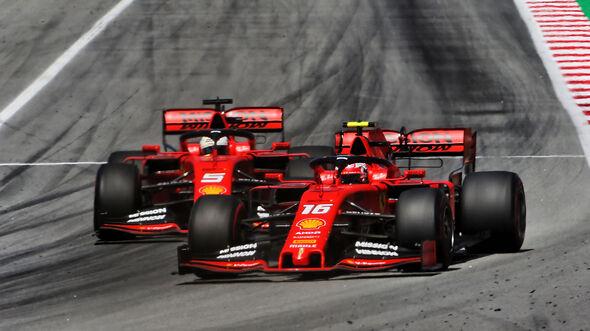 Ferrari - GP Spanien 2019
