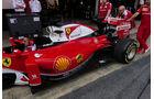 Ferrari - GP Spanien - Barcelona - Donnerstag - 12.5.2016