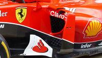 Ferrari - GP Spanien - Barcelona - Donnerstag - 7.5.2015