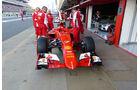 Ferrari - GP Spanien - Barcelona - Freitag - 8.5.2015