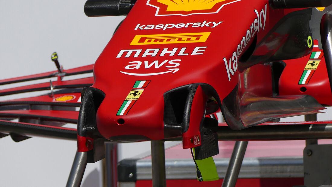 Ferrari - GP Steiermark - Spielberg - 24. Juni 2021