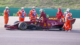 Ferrari - GP Toskana - Mugello - Formel 1 - 2020