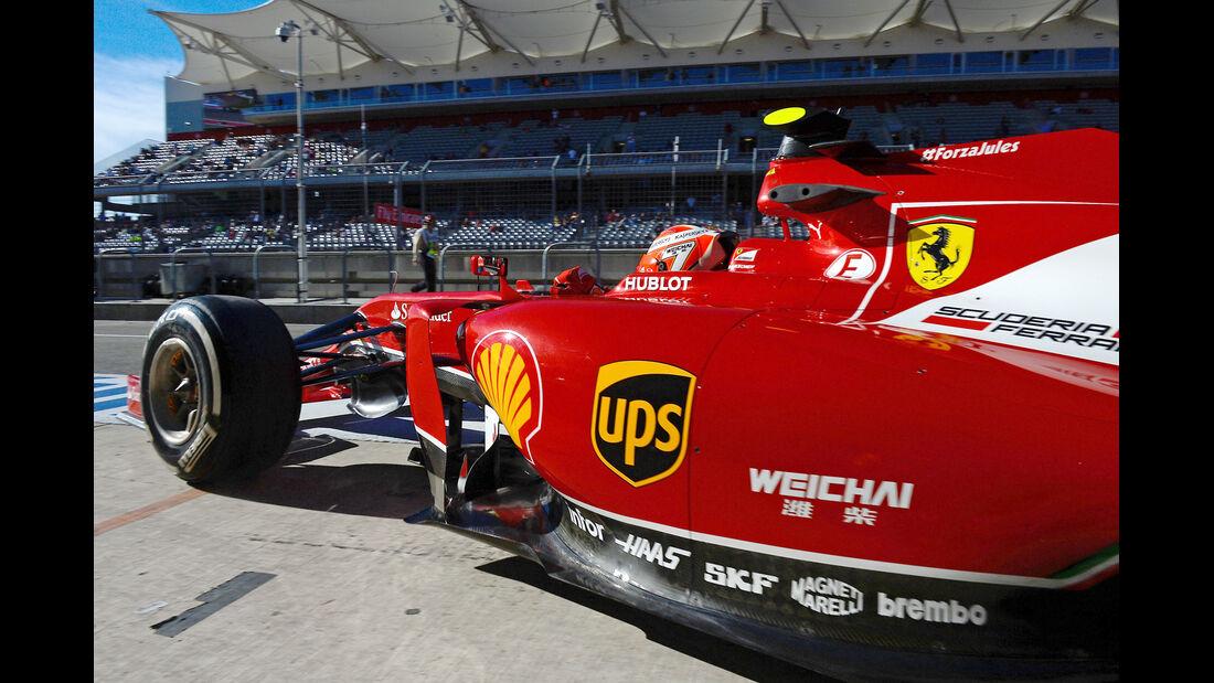 Ferrari - GP USA 2014