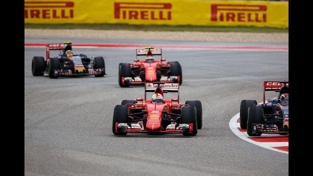 Ferrari - GP USA 2015