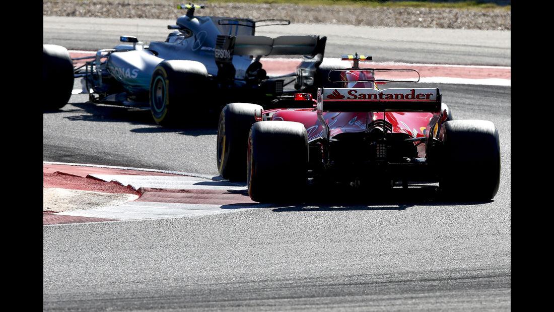 Ferrari - GP USA 2017