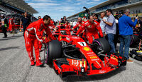 Ferrari - GP USA 2018